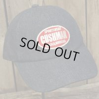 "CUSHMAN ""14oz DENIM BB CAP"" PATCH"