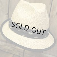 "Pherrow's ""13S-PSH1"" Straw Hat"