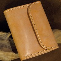 "Opus ""MINI WALLET"" UK BRIDLE Leather"