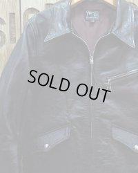 "Pherrow's ""14W-SJ88"" Horsehide Leather Sports Jacket"