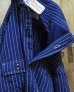 "画像2: Sugar Cane ""8.5oz. WABASH STRIPE WORK SHIRT""  (2)"