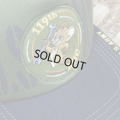"画像2: TOYS McCOY -MESH CAP ""U.S.ARMY 119TH AHC""-"