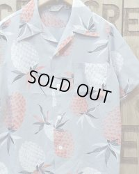 "FULLCOUNT -25th HAWAIIAN SHIRTS ""PINEAPPLE""-"
