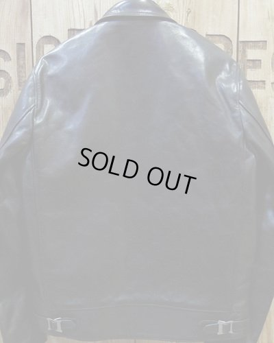 画像5: FULLCOUNT -Horse-Hide British Single Riders Jacket by ADDICT CLOTHES-