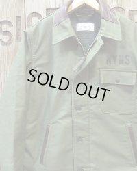 """Pherrow's """"18W-P.A-2DECK-C"""" Deck Jacket"""