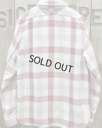 "画像5: FULLCOUNT -ORIGINAL CHECK NEL SHIRTS ""BROWNE""-"