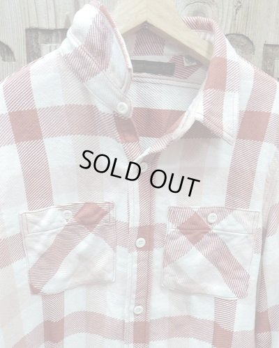 "画像2: FULLCOUNT -ORIGINAL CHECK NEL SHIRTS ""BROWNE""-"