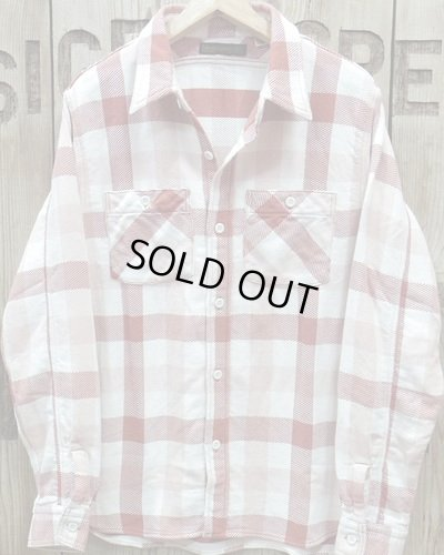 "画像1: FULLCOUNT -ORIGINAL CHECK NEL SHIRTS ""BROWNE""-"