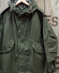 "BUZZ RICKSON'S ""TYPE M-51"" PARKA-SHELL"