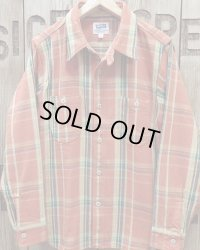 "Pherrow's ""19W-720WS"" Heavy Flannel Shirts"