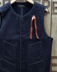 "BROWN'S BEACH EARLY VEST ""BBJ10-001"""