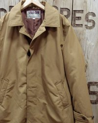 SUGAR CANE -T/C PADDING COAT-