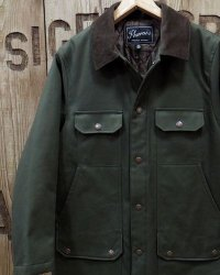 "Pherrow's ""19W-PHC1"" Hunting Jacket Style Coat"