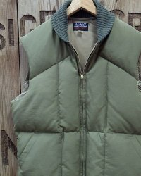 "TOYS McCOY -DOWN VEST ""SUN VALLEY""-"