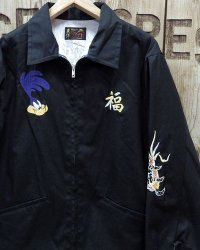 "TAILOR TOYO -COTTON VIETNAM JACKET ""ROAD RUNNER""-"