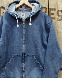 FOB FACTORY -DENIM YACHT PARKA- F2396