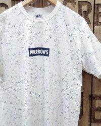 """Pherrow's """"20S-PWDT1"""" S/S T-SHIRT"""