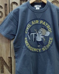 "TOYS McCOY -MILITARY TEE SHIRT ""CIVIL AIR PATROL""-"