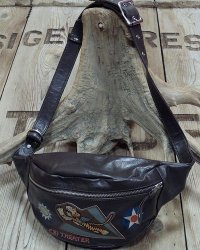 "TOYS McCOY -DUAL BLADE BAG ""FLYING TIGERS""-"