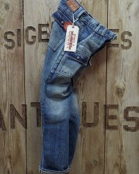 "FULLCOUNT -Bush Pants Denim ""Clifornia"" Hand Wash-"