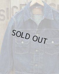 SUGAR CANE -14.25oz. DENIM JACKET 1953 AGED MODEL-