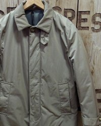 "Pherrow's ""20W-PSCC1"" Stain Collar Coat"