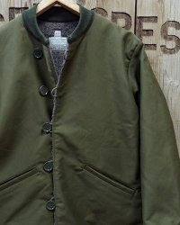 "Pherrow's ""20W-P.M-43"" JACKET, FIELD, PILE"