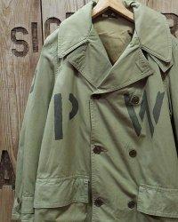 "BUZZ RICKSON'S -Type M-1943 ""PW"" STENCIL-"