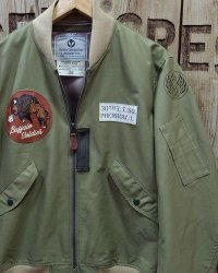 "Pherrow's ""21S- L-2 TEST SAMPLE-C-30TH"" KHAKI"