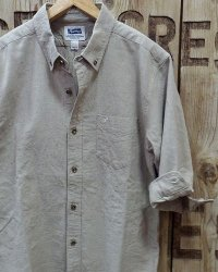 "Pherrow's ""21S-P7BD1"" 3/4 Sleeves BD Shirts"