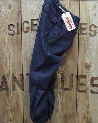 FULLCOUNT 1003-1 -Military Denim Easy Pants-