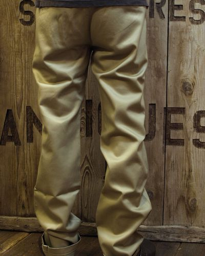 "画像5: Pherrow's ""COT"" Stylish Chinos"