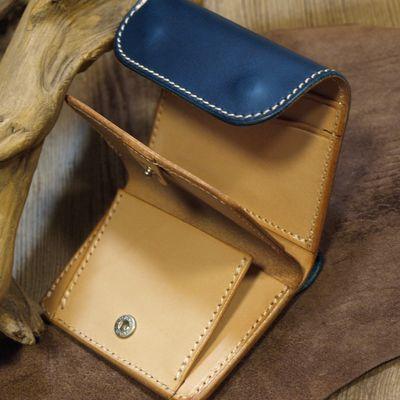 """画像2: Opus """"MINI WALLET"""" BUTTERO Leather"""