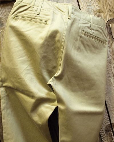 "画像4: Pherrow's ""COT"" Stylish Chinos"