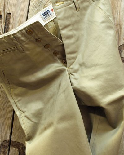 "画像2: Pherrow's ""COT"" Stylish Chinos"