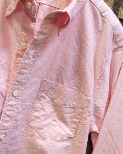 "画像3: Pherrow's ""PBD1"" Oxford B.D. Shirts"