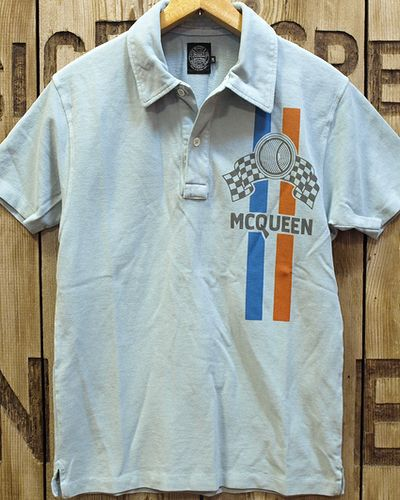 "画像3: S.McQUEEN ""A SOLAR PRODUCTION"" POLO"