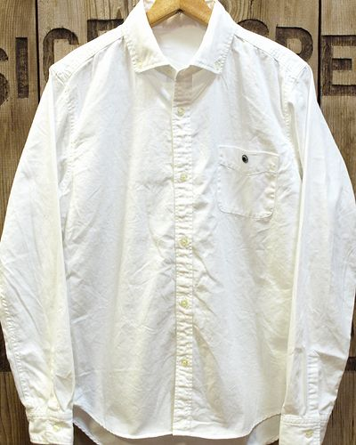 "画像1: BARNS ""OXFORD B.D. SHIRT"" BR-4965N"