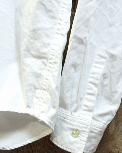 "画像4: BARNS ""OXFORD B.D. SHIRT"" BR-4965N"