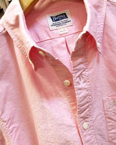 "画像2: Pherrow's ""PBD1"" Oxford B.D. Shirts"