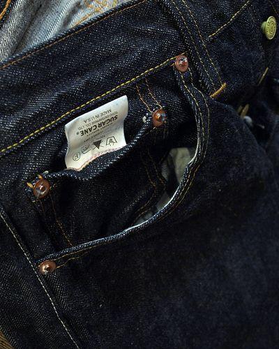 """画像4: Mister Freedom """"CALIFORNIAN"""" Blue Jeans Lot.64"""