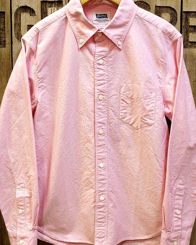 "画像1: Pherrow's ""PBD1"" Oxford B.D. Shirts"