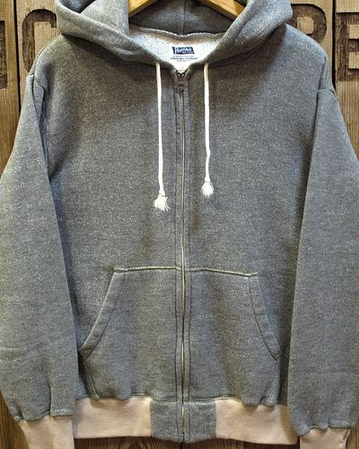 画像1: Pherrow's -PS500- Full Zip Sweat Parka