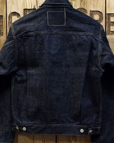 "画像5: Pherrow's ""407J"" Denim Jacket"