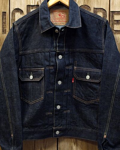 "画像2: Pherrow's ""407J"" Denim Jacket"