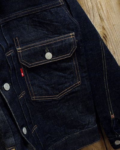 "画像3: Pherrow's ""407J"" Denim Jacket"