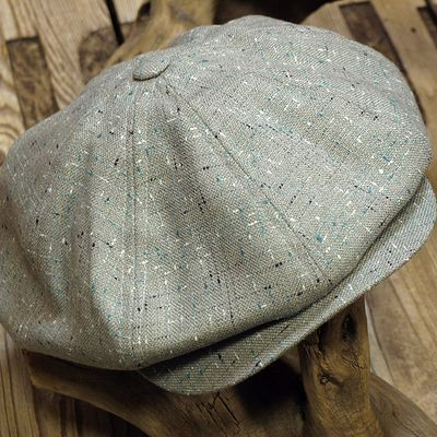 "画像1: ADJUSTABLE COSTUME ""20's Style Casquette"" ATOMIC"