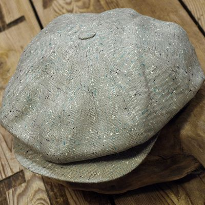 "画像3: ADJUSTABLE COSTUME ""20's Style Casquette"" ATOMIC"