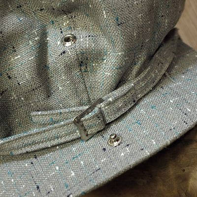 "画像2: ADJUSTABLE COSTUME ""20's Style Casquette"" ATOMIC"