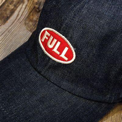 """画像2: FULLCOUNT """"FULL WAPPEN DENIM CAP"""""""